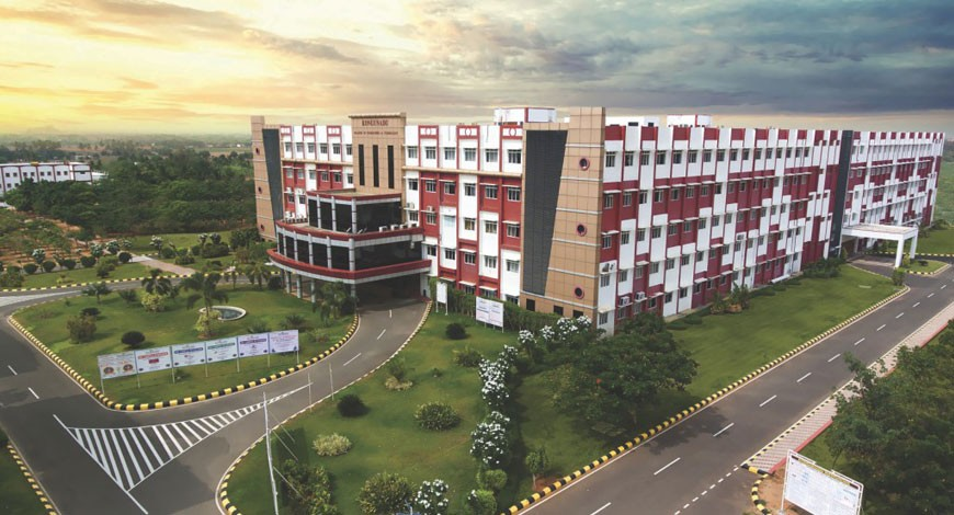 Kongunadu College of Engineering and Technology