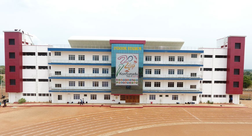 kongunadu indoor stadium
