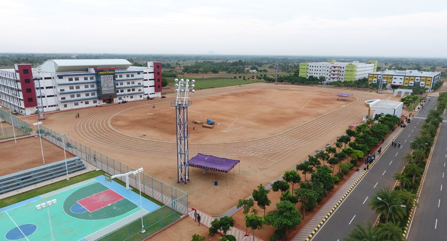 konguandu ground facilities